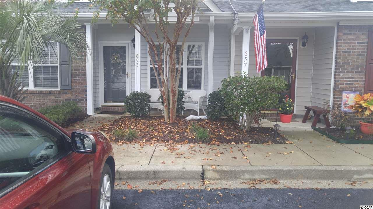 Townhouse MLS:1722564 WYNBROOKE TWNHM - Townhomes  653 Wilshire Lane Murrells Inlet SC