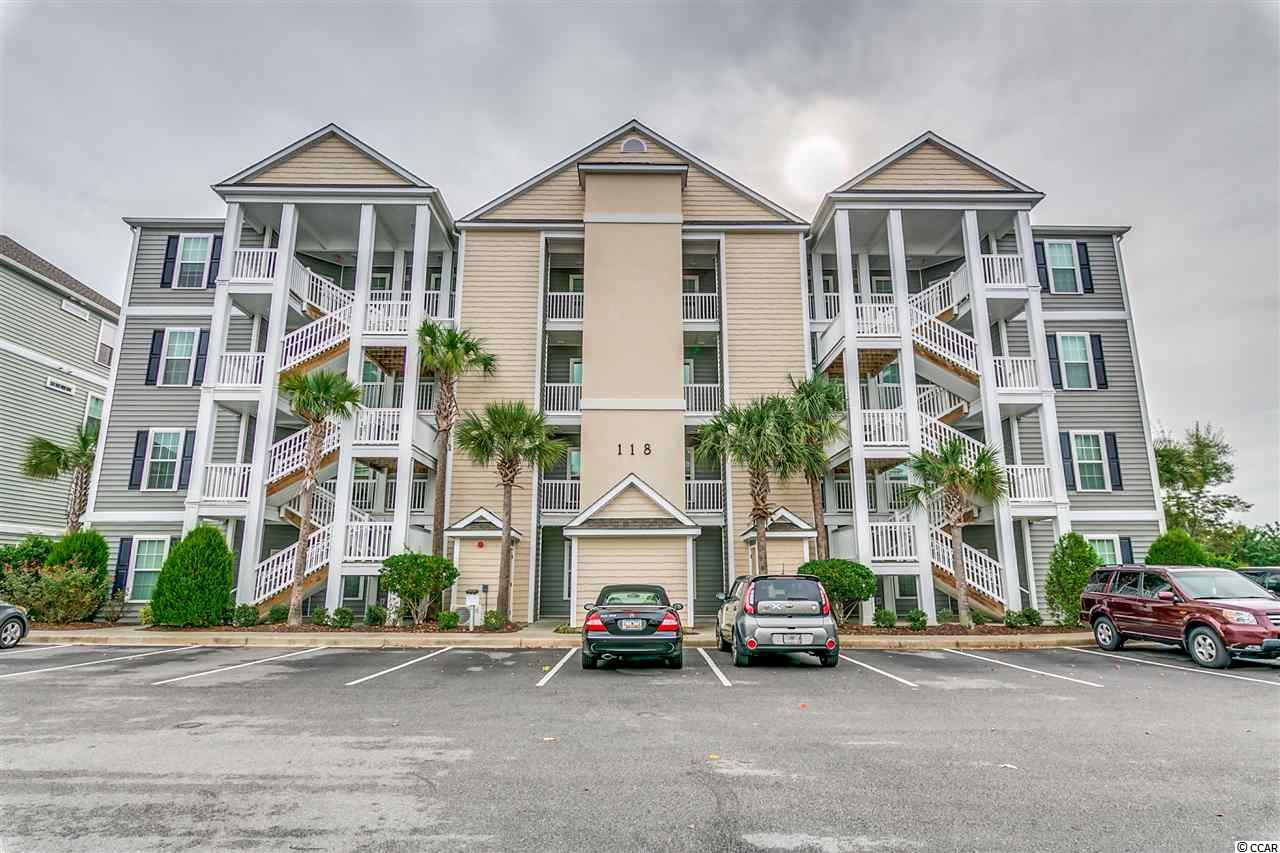 End Unit Condo in The Village at Queens Harbour : Myrtle Beach South Carolina