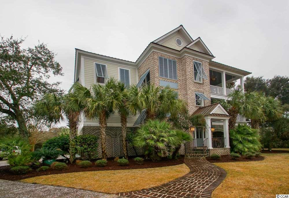 Single Family Home for Sale at 635 Dune Oaks Drive 635 Dune Oaks Drive Georgetown, South Carolina 29440 United States