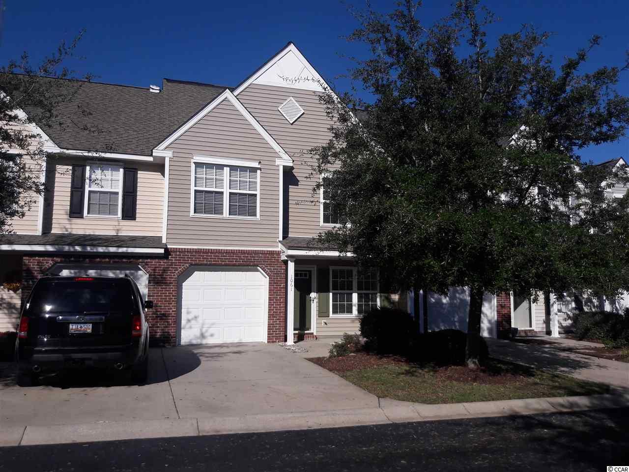 Townhouse for Sale at 1061 Williston Loop 1061 Williston Loop Murrells Inlet, South Carolina 29576 United States