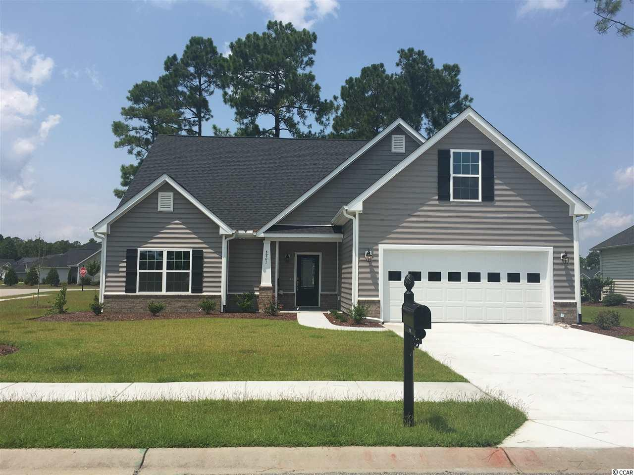 Detached MLS:1722703   8701 Coosaw Ct. Myrtle Beach SC
