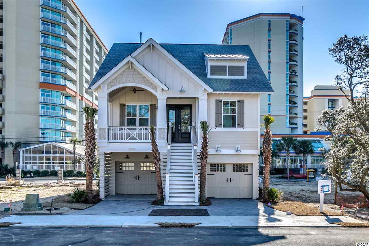 Single Family Home for Sale at 5208 Ocean Village Drive 5208 Ocean Village Drive Myrtle Beach, South Carolina 29577 United States