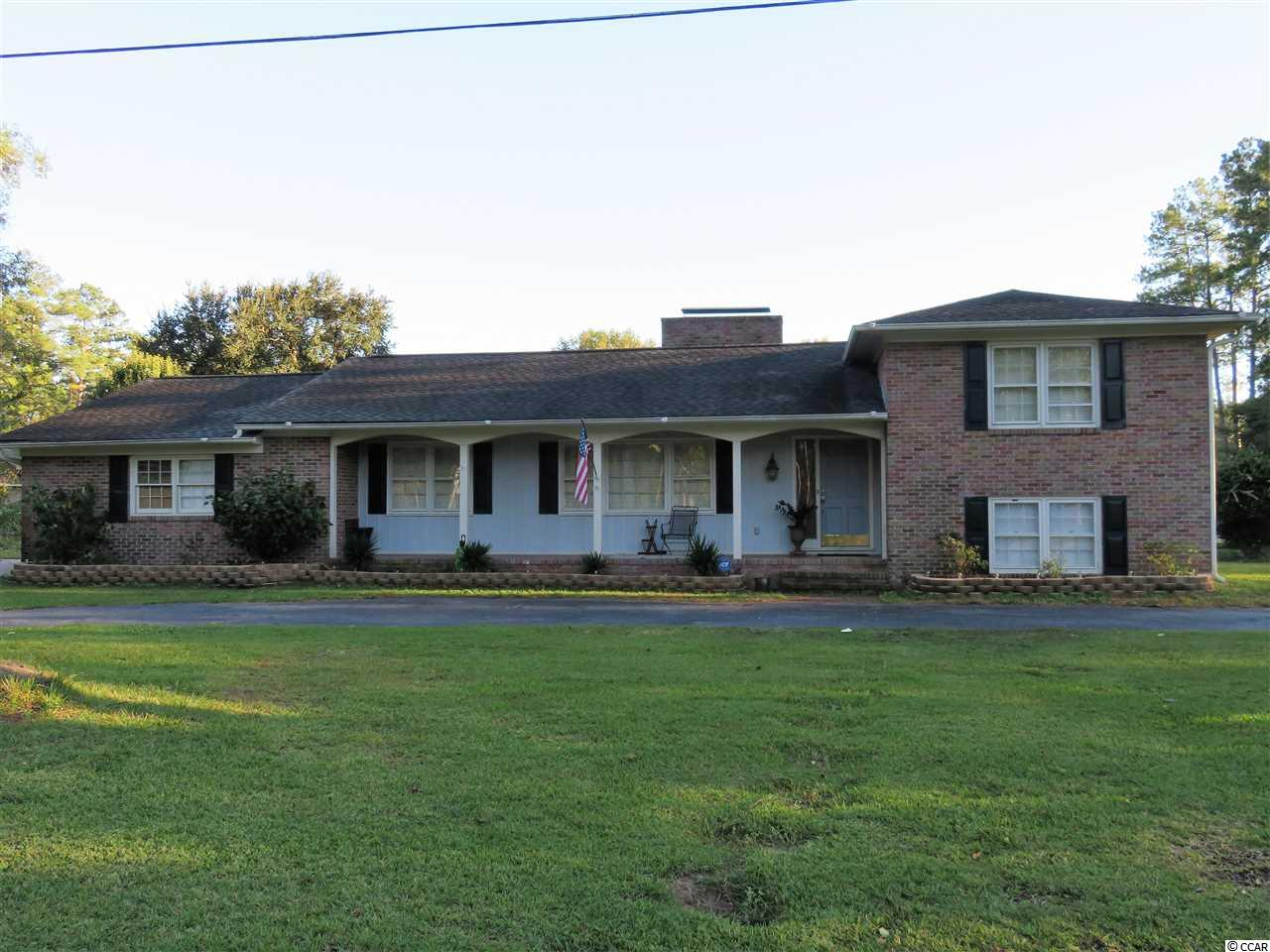 Detached MLS:1722747   1503 Oconee Avenue Conway SC