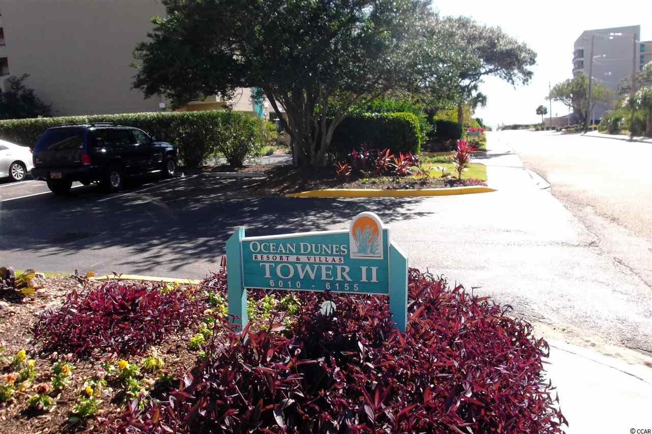 Ocean Dunes Tower II condo for sale in Myrtle Beach, SC