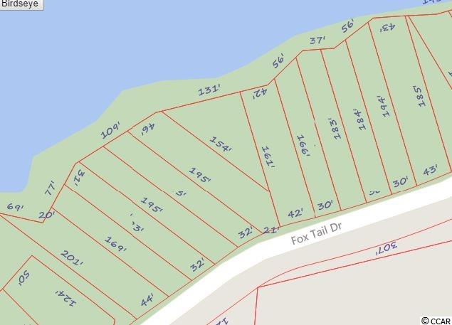 Land for Sale at 866 Fox Tail Drive 866 Fox Tail Drive Longs, South Carolina 29568 United States