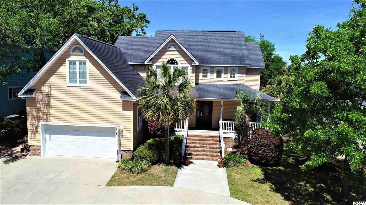 Single Family Home for Sale at 6704 N Kings Hwy 6704 N Kings Hwy Myrtle Beach, South Carolina 29572 United States