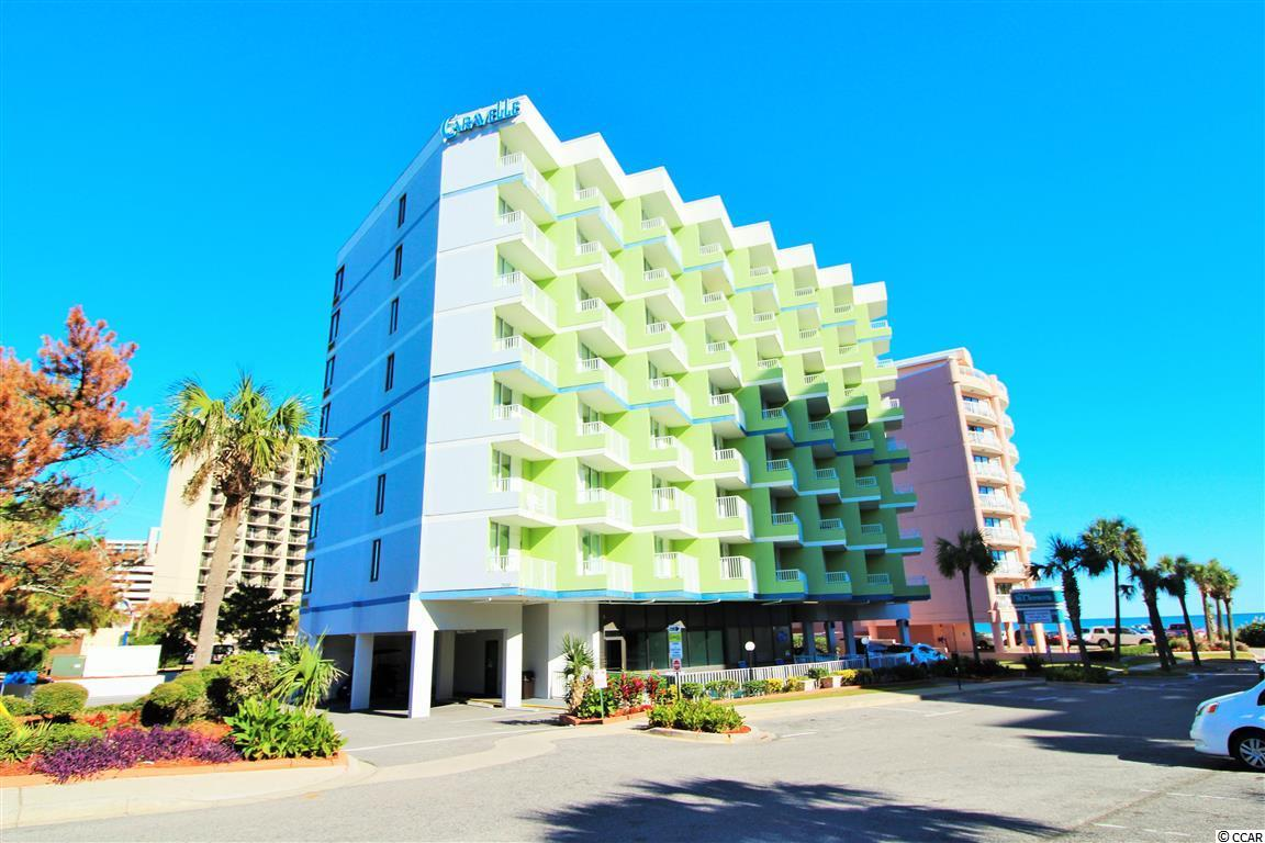 Ocean View Condo in Caravelle Tower : Myrtle Beach South Carolina