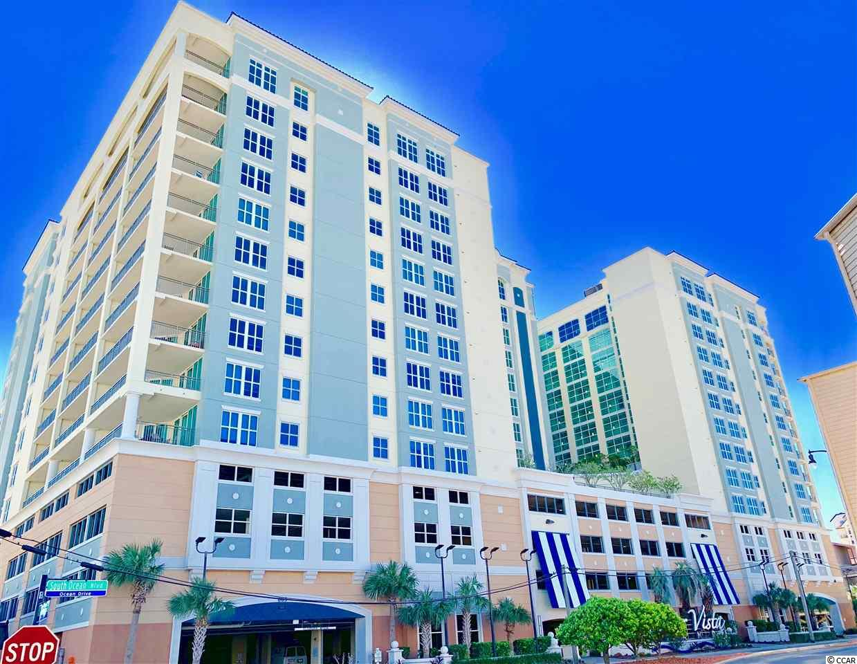 Condo MLS:1722895 Mar Vista Grande  603 S Ocean Blvd. North Myrtle Beach SC