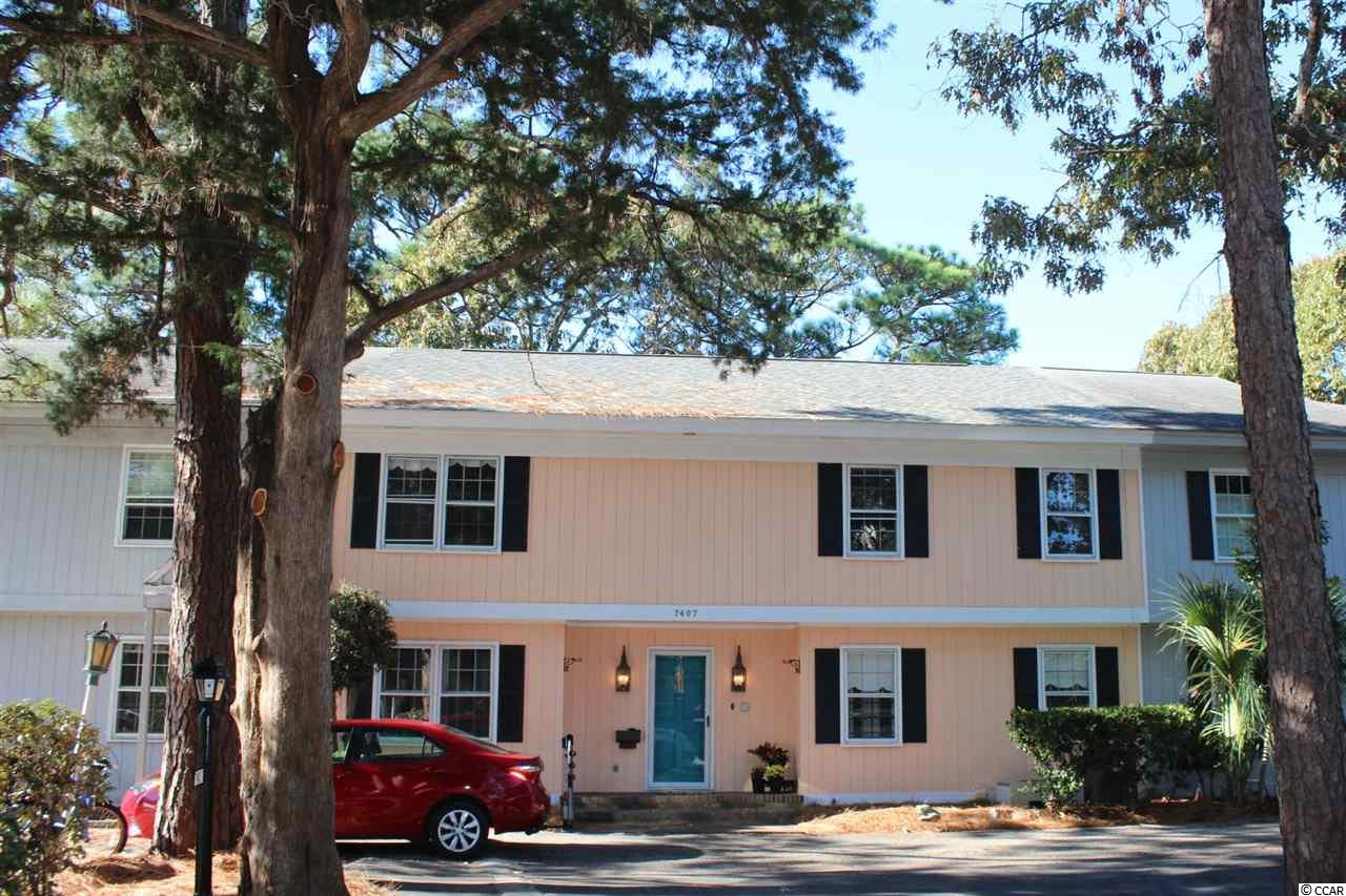 Townhouse for Sale at 7407 Porcher Drive 7407 Porcher Drive Myrtle Beach, South Carolina 29572 United States