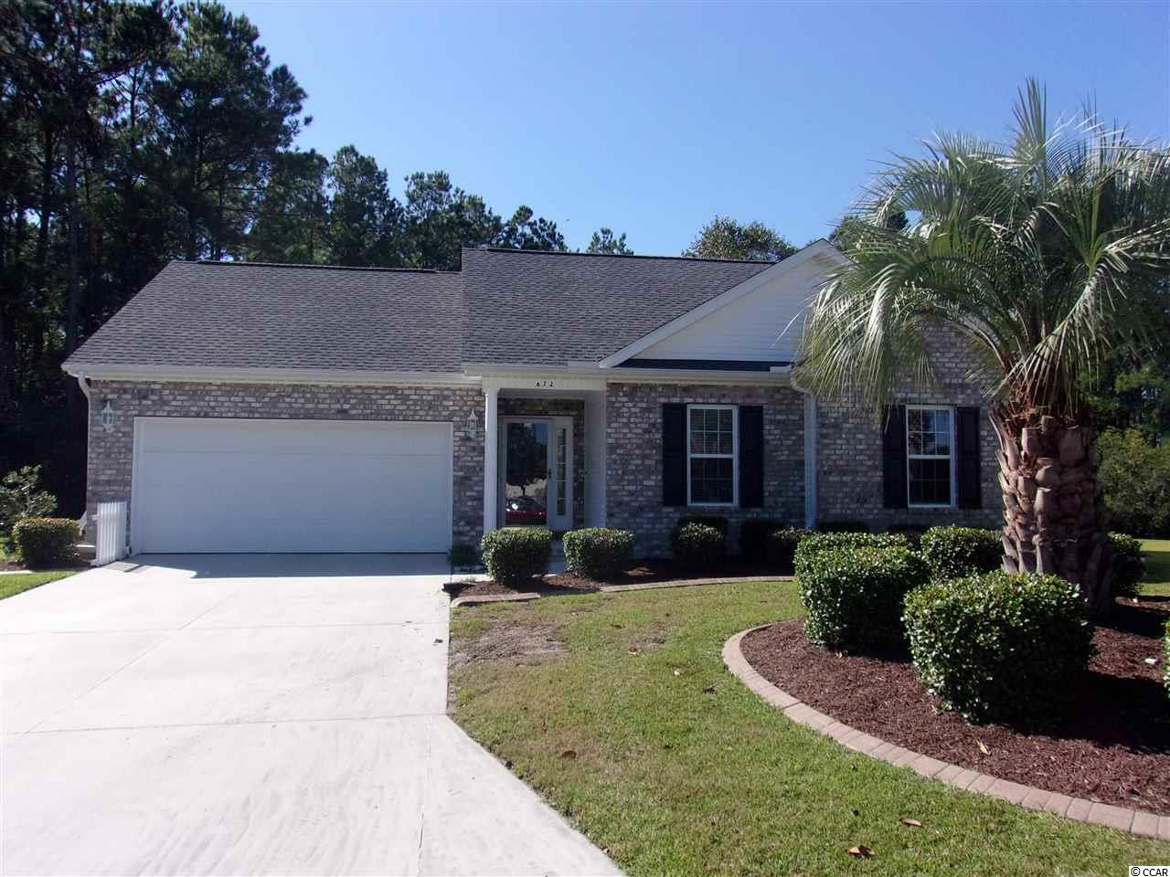 Ranch for Sale at 672 Pamlico Court 672 Pamlico Court Myrtle Beach, South Carolina 29588 United States