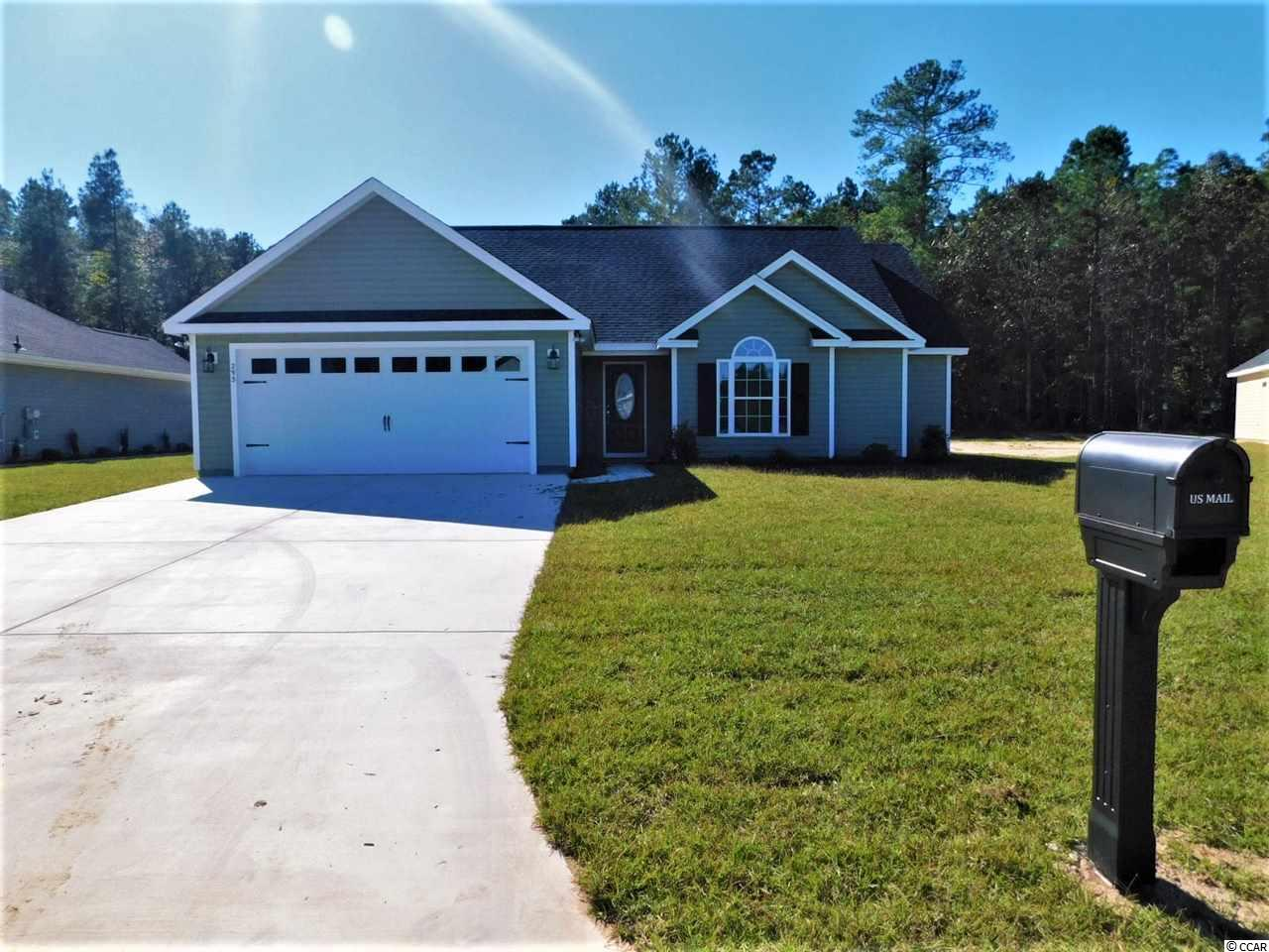 Ranch for Sale at 293 MacArthur Drive 293 MacArthur Drive Conway, South Carolina 29527 United States