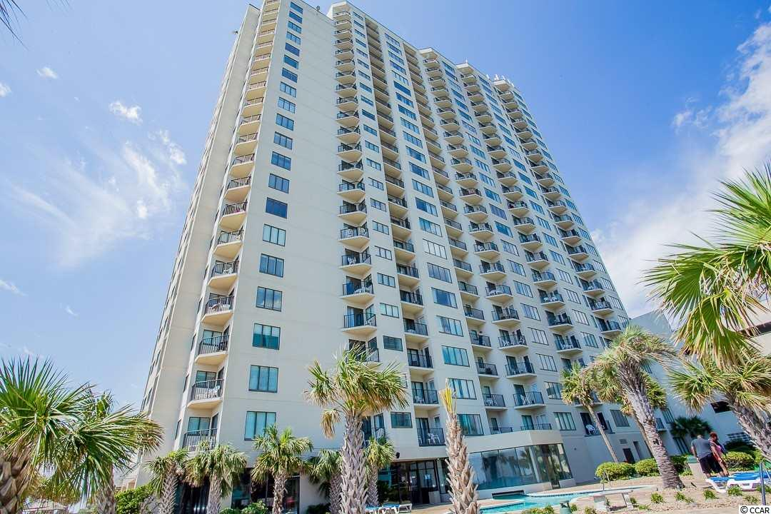Ocean View Condo in PALACE, THE : Myrtle Beach South Carolina