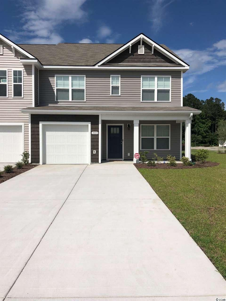 Townhouse MLS:1723006 Fairways at Wild Wing  1000 Tee Shot Drive Conway SC