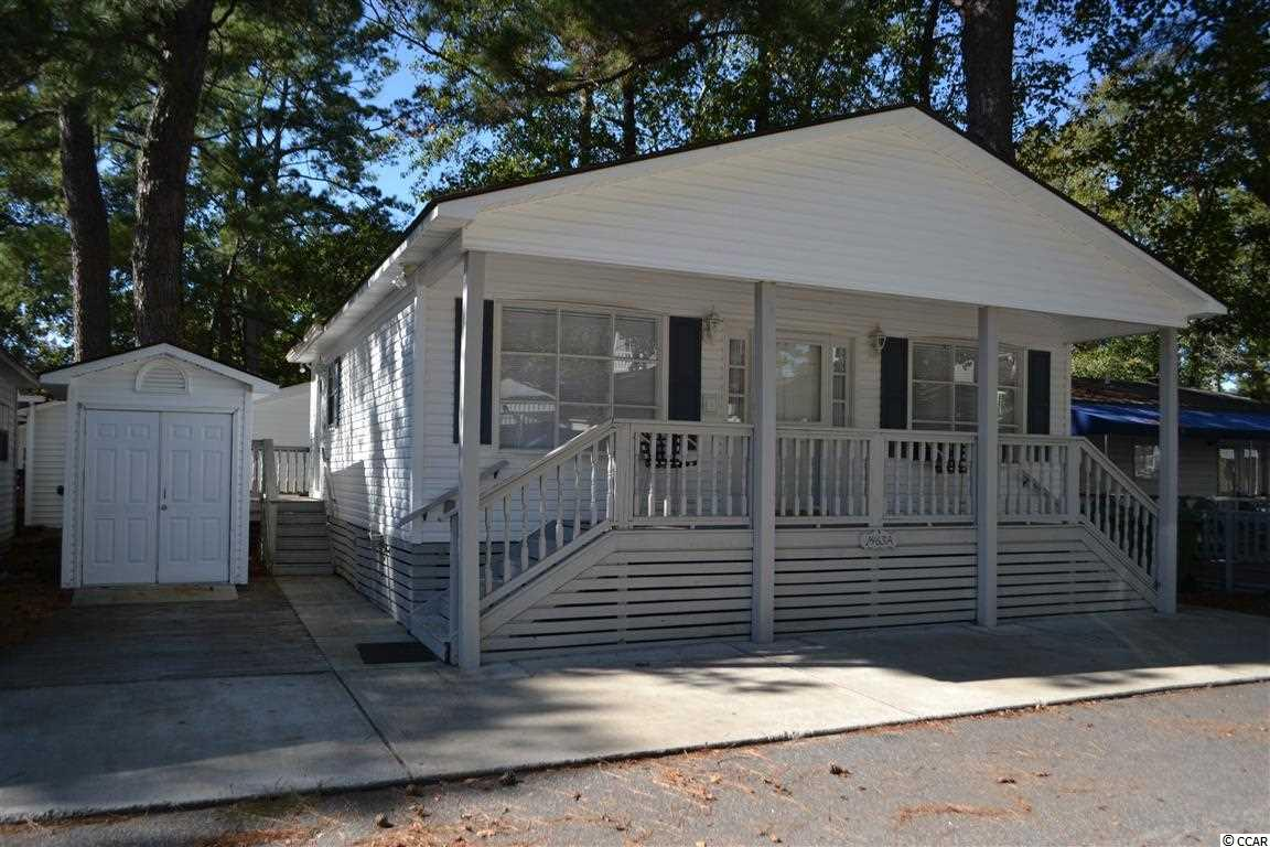 DETACHED WITH HPR MLS:1723043   6001 S Kings Highway, Site 1463-A Myrtle Beach SC