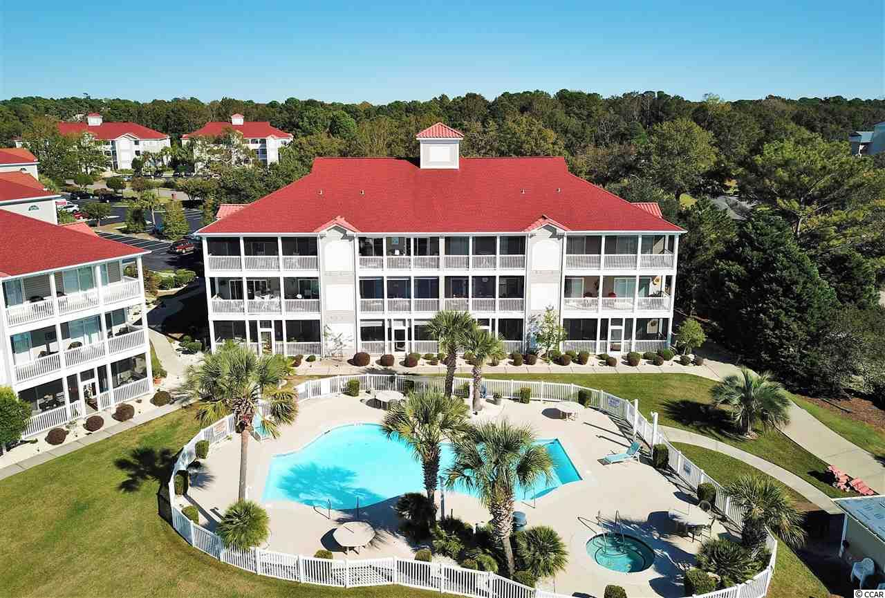Waterway View Condo in Harbourfront Villas : Little River South Carolina
