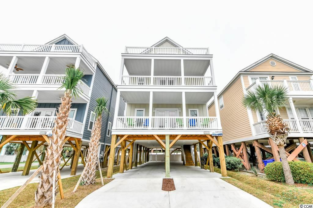 Detached MLS:1723145   1514-A S Ocean Blvd. Surfside Beach SC