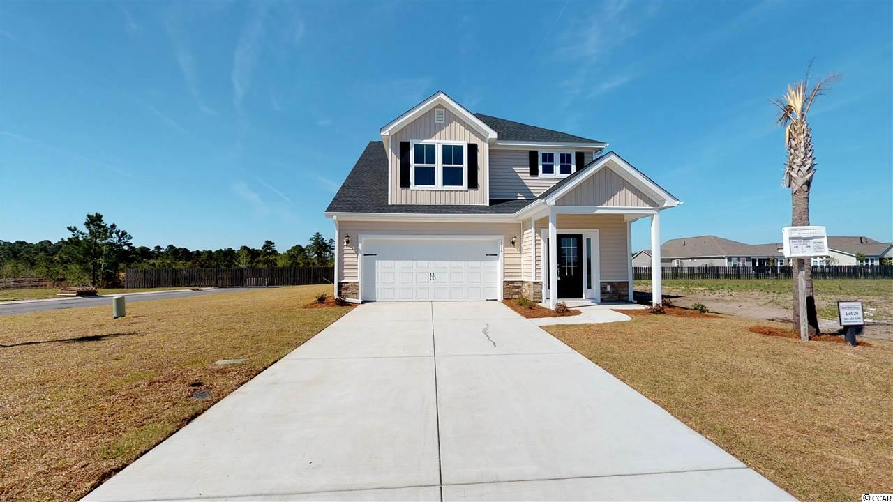 Detached MLS:1723178   1718 Palmetto Palm Drive Myrtle Beach SC