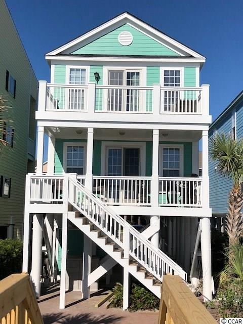 Casa Unifamiliar por un Venta en 1513 B South Ocean Blvd 1513 B South Ocean Blvd Surfside Beach, Carolina Del Sur 29575 Estados Unidos