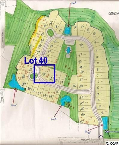 Land for Sale at LOT 40 The Oaks at Winyah Bay LOT 40 The Oaks at Winyah Bay Georgetown, South Carolina 29440 United States