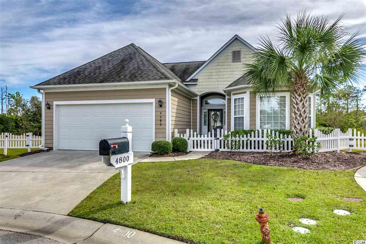 Ranch for Sale at 4800 Greenhaven Drive 4800 Greenhaven Drive North Myrtle Beach, South Carolina 29582 United States
