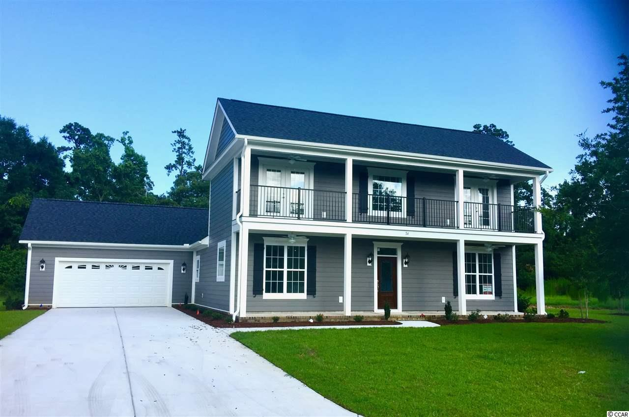 Single Family Home for Sale at 74 Winnowing Way 74 Winnowing Way Pawleys Island, South Carolina 29585 United States