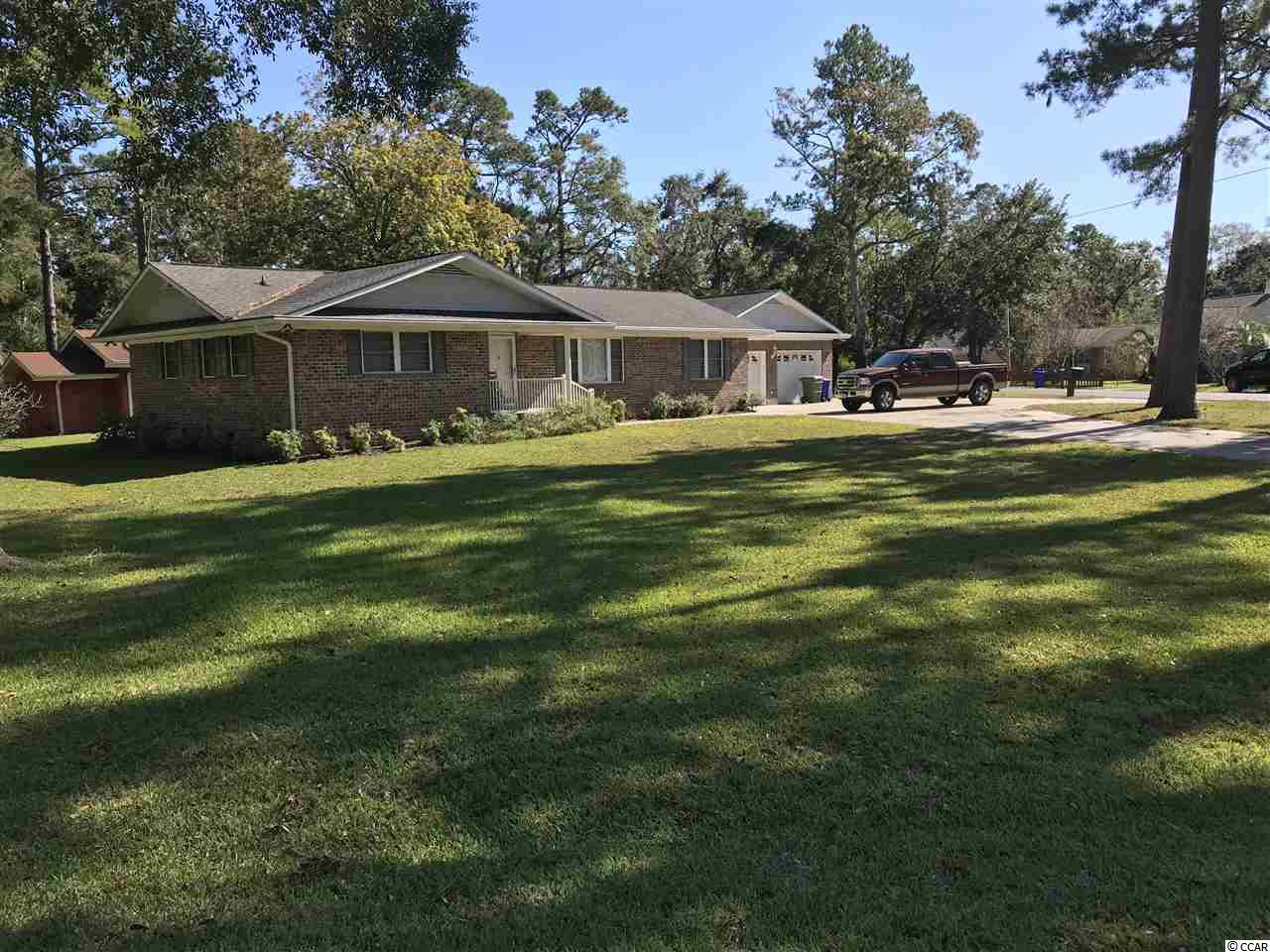 Ranch for Sale at 411 Cherry Drive 411 Cherry Drive Surfside Beach, South Carolina 29575 United States