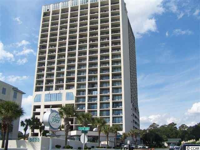 Ocean View Condo in OCEAN FOREST PL : Myrtle Beach South Carolina