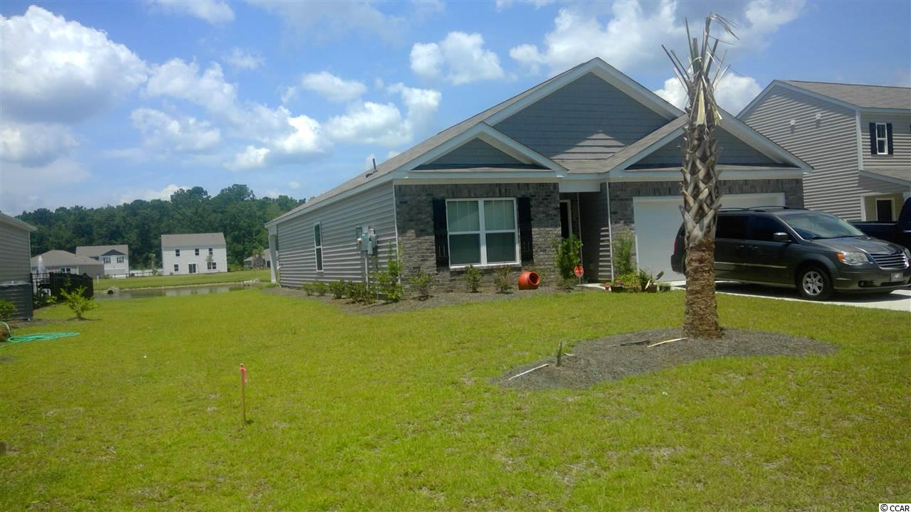 Single Family Home for Sale at 501 Affinity Drive 501 Affinity Drive Myrtle Beach, South Carolina 29588 United States