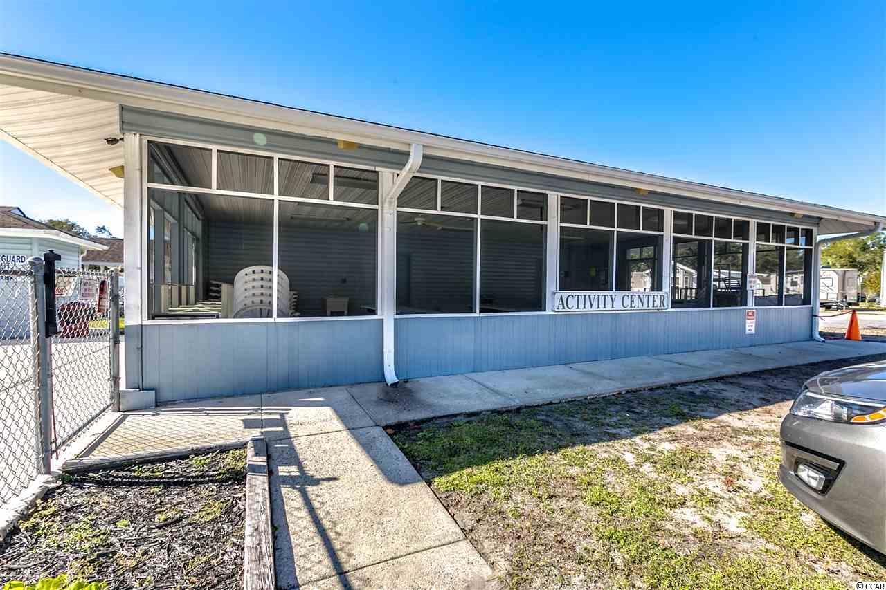 Contact your real estate agent to view this  Myrtle Beach RV Resort house for sale