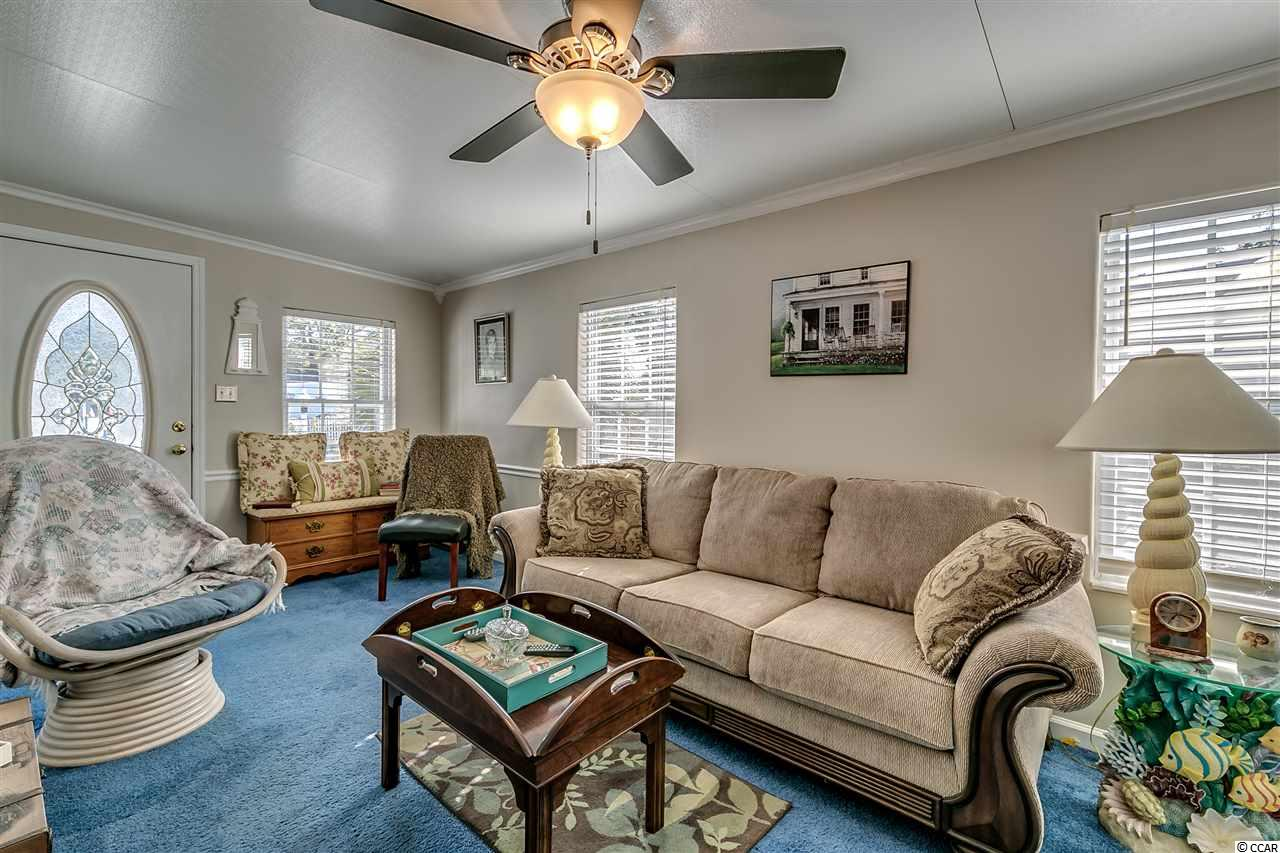 house for sale at  Myrtle Beach RV Resort for $98,000