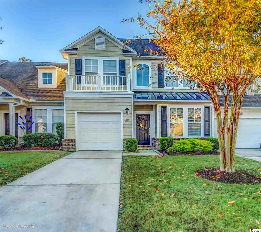 Lake/Pond View Condo in Cold Stream Cove - Prince Creek : Murrells Inlet South Carolina