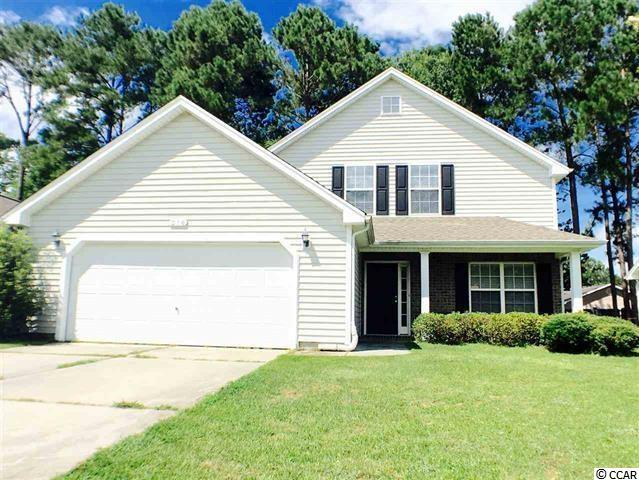 Single Family Home for Sale at 216 Barclay Drive 216 Barclay Drive Myrtle Beach, South Carolina 29579 United States