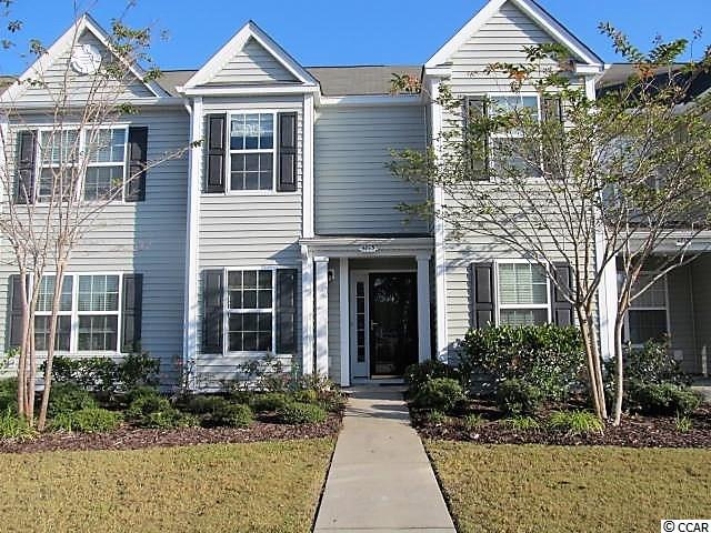 Townhouse MLS:1723478 Tuscany - Carolina Forest Area -  4813 Carra Lane Myrtle Beach SC