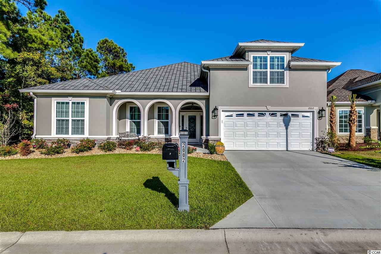 Detached MLS:1723496   2002 Via Palma North Myrtle Beach SC