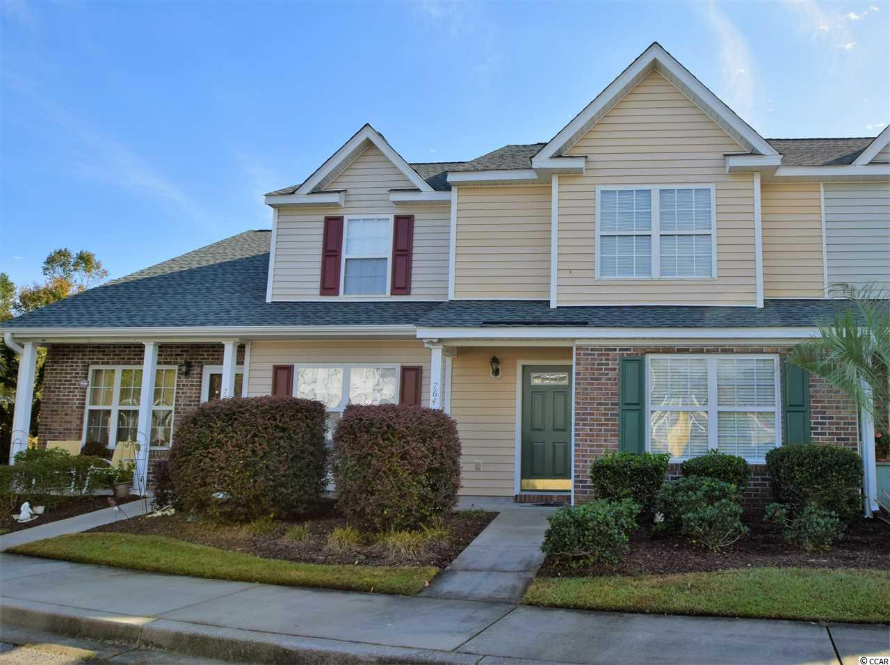 Townhouse MLS:1723513 WYNBROOKE TWNHM - Townhomes  764 Wilshire Lane Murrells Inlet SC