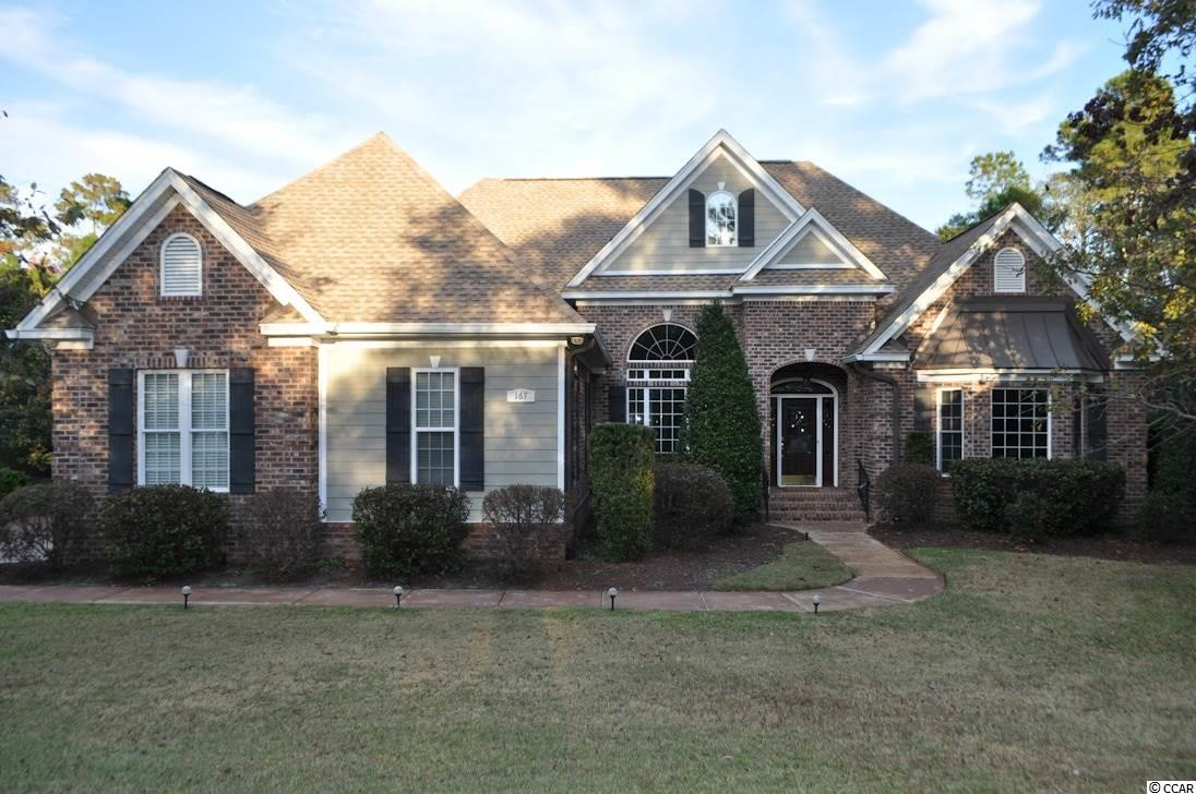 Single Family Home for Sale at 167 Highwood Circle 167 Highwood Circle Murrells Inlet, South Carolina 29576 United States
