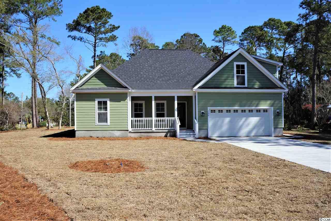 Detached MLS:1723530   Sweetgum Drive Pawleys Island SC