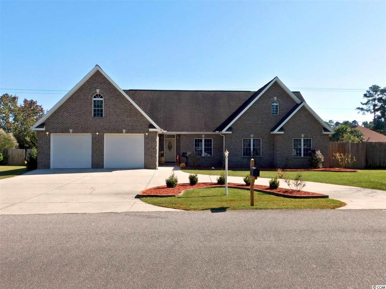 Single Family Home for Sale at 229 Lander Drive 229 Lander Drive Conway, South Carolina 29526 United States