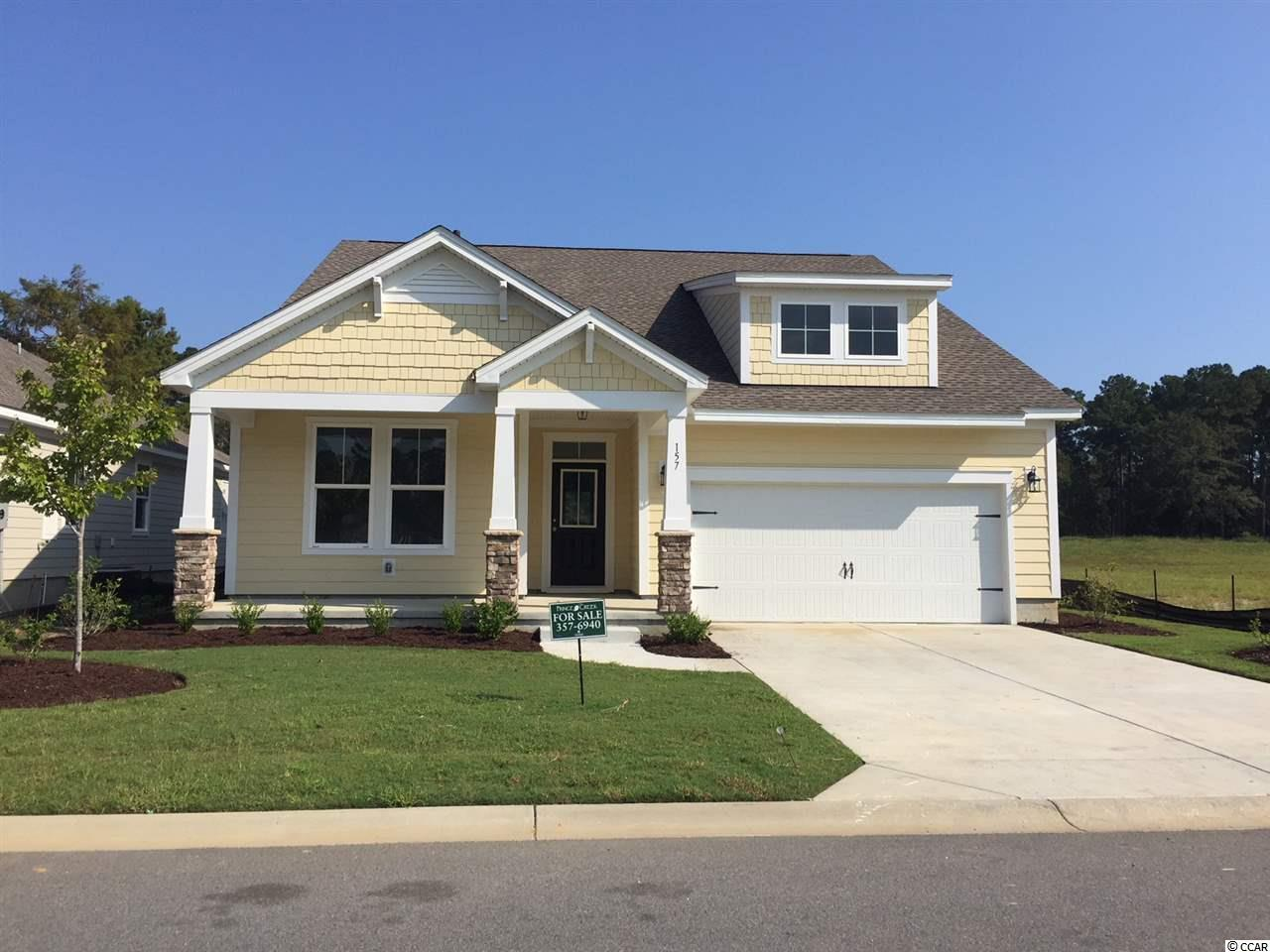 Detached MLS:1723581   157 Champions Village Dr. Murrells Inlet SC