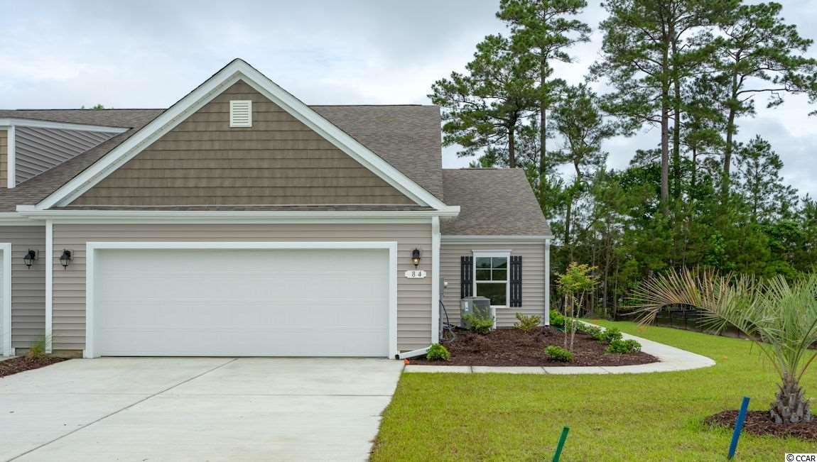 Semi-Detached MLS:1723598   84 Calabash Lakes Blvd. Calabash NC