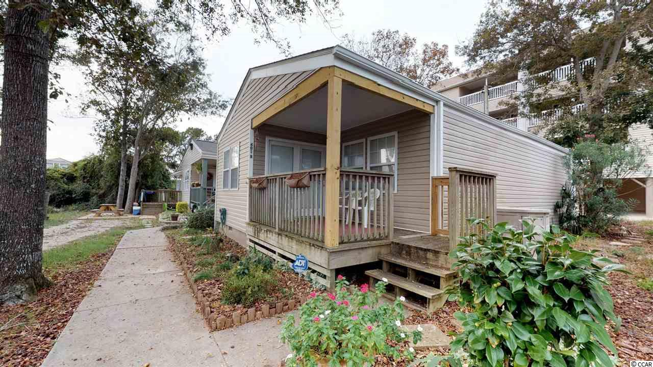Detached MLS:1723601   401-B 28th Ave S North Myrtle Beach SC