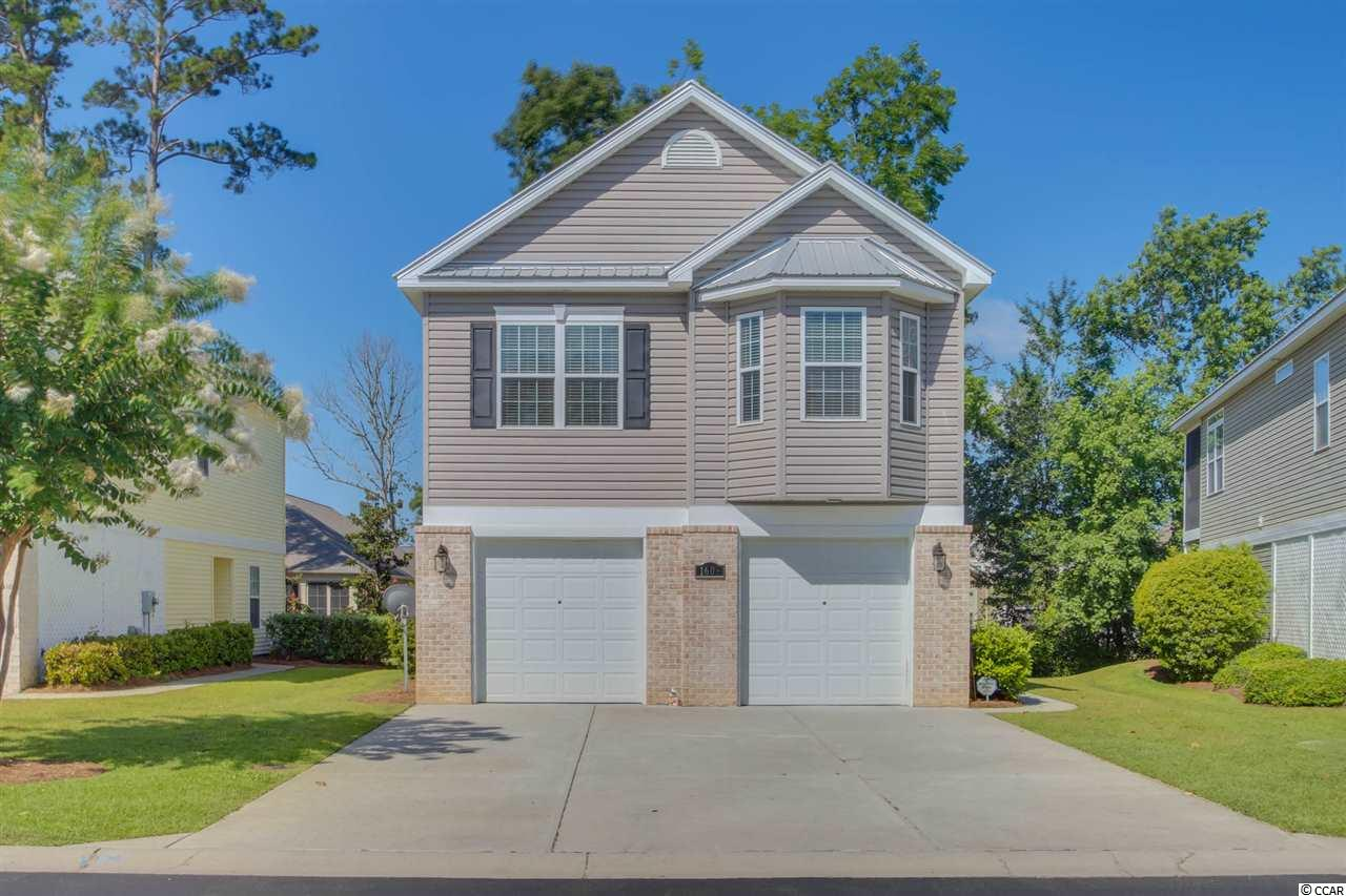 DETACHED WITH HPR MLS:1723605   1608 COTTAGE COVE DRIVE North Myrtle Beach SC