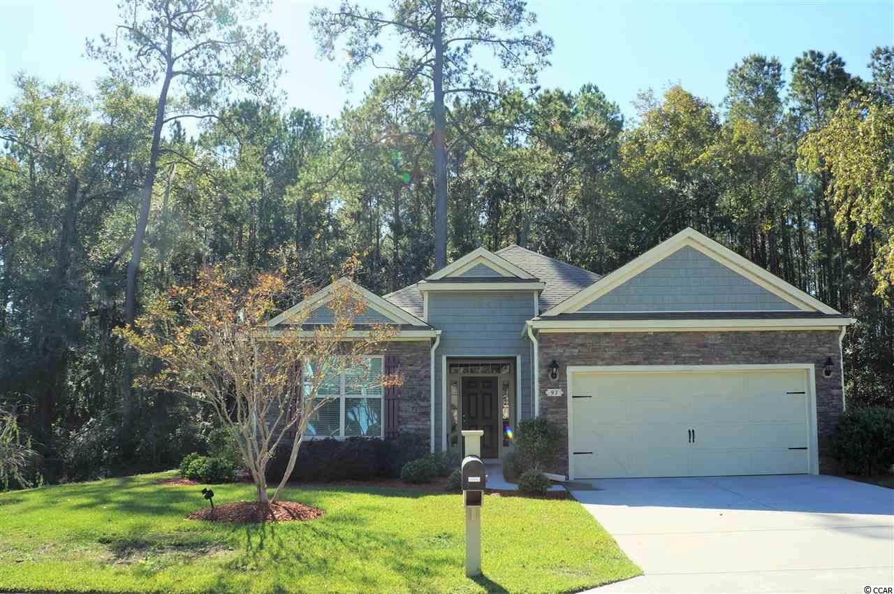 Detached MLS:1723651   97 Gilman Road Pawleys Island SC