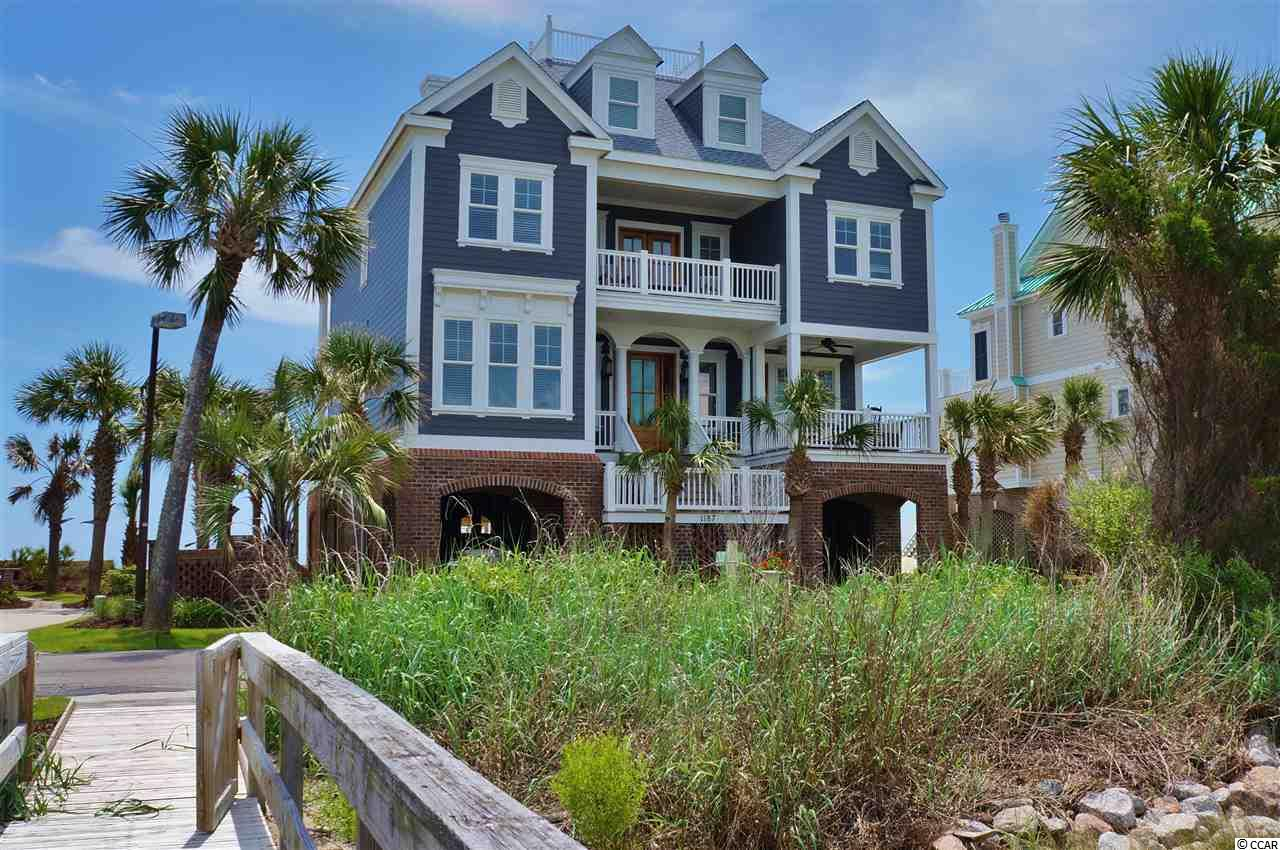 Single Family Home for Sale at 1187 Norris Drive 1187 Norris Drive Pawleys Island, South Carolina 29585 United States