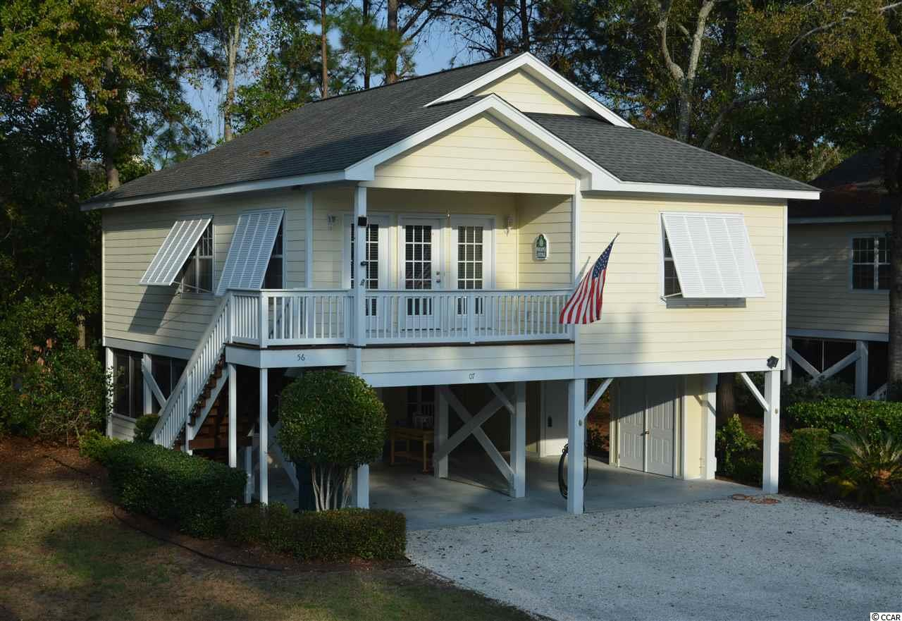 Condo MLS:1723686 Crooked Oak Cottages  56 WALLYS WAY Pawleys Island SC