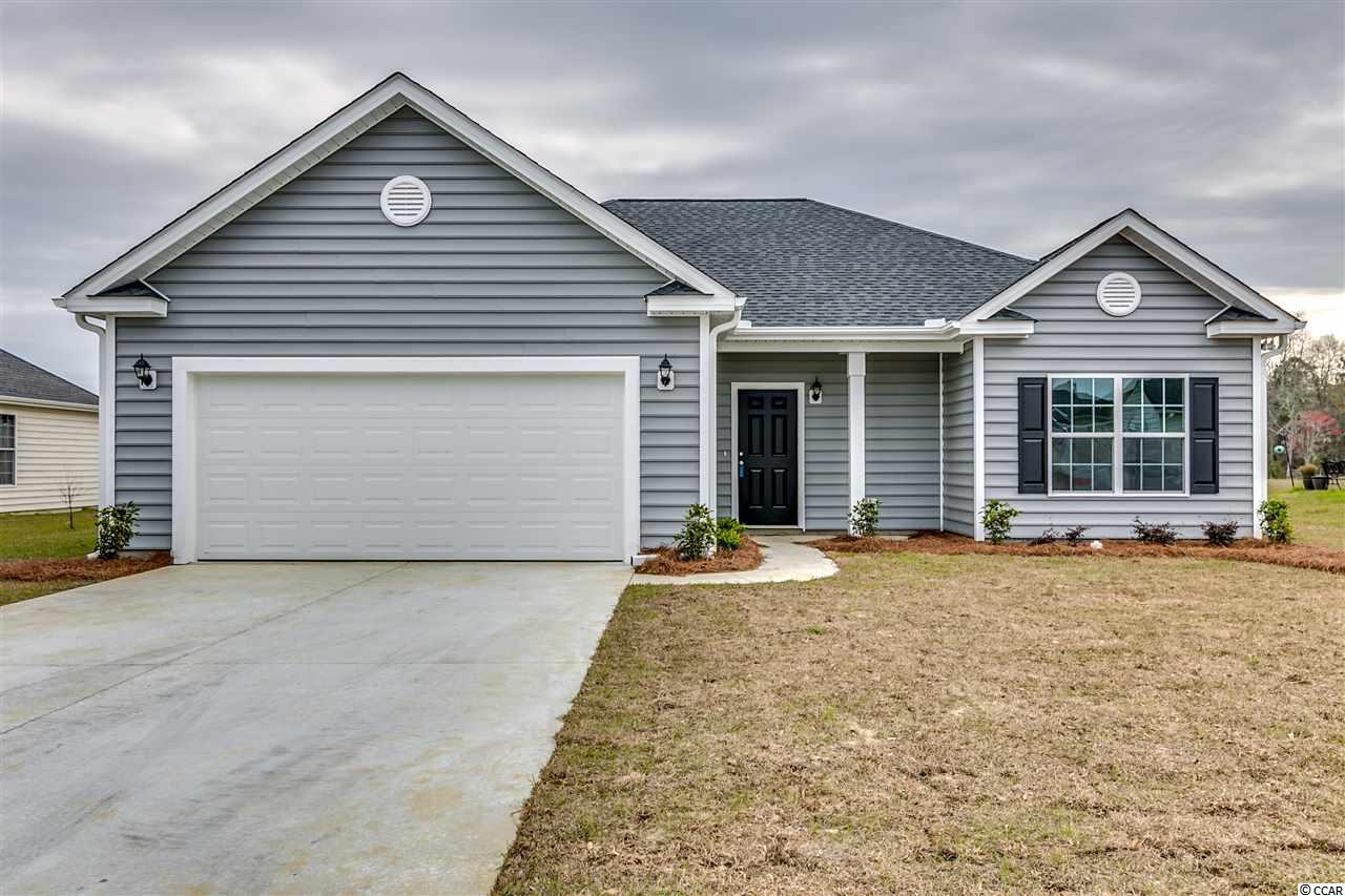 Single Family Home for Sale at 1204 Marley Street 1204 Marley Street Conway, South Carolina 29527 United States