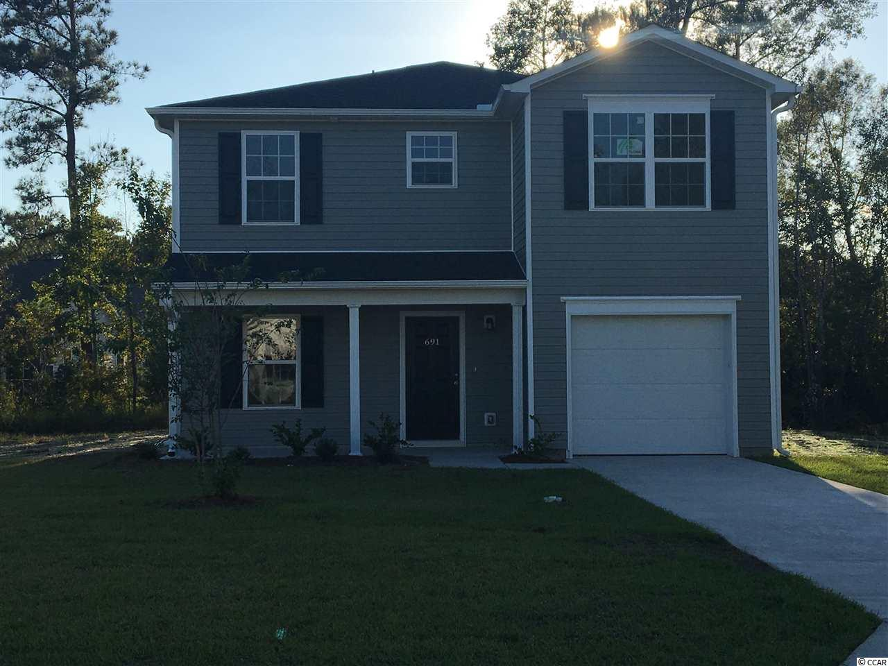 Single Family Home for Sale at 691 NW Callant Drive SE 691 NW Callant Drive SE Little River, South Carolina 29566 United States