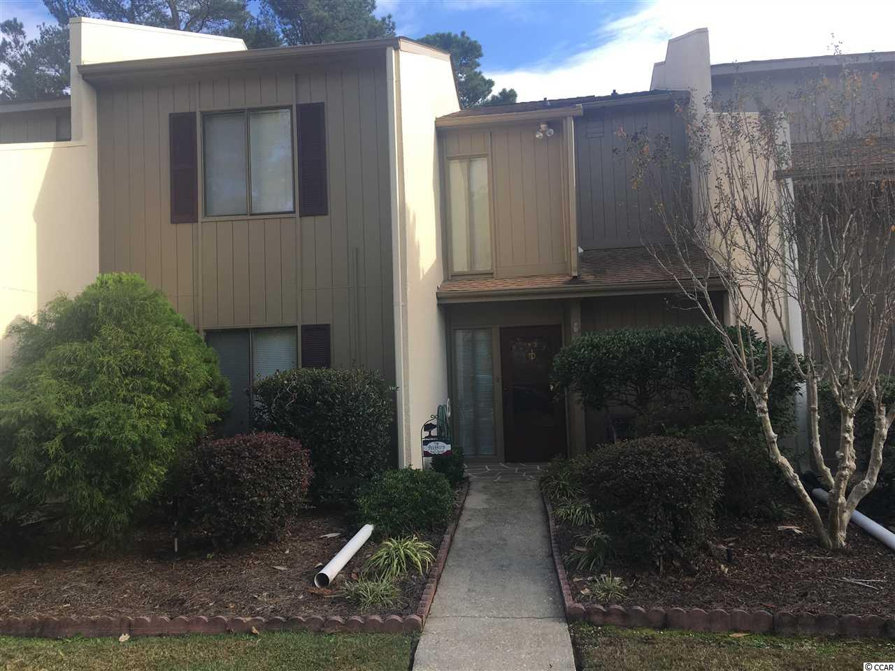 Lake/Pond View Condo in Baytree I : Little River South Carolina