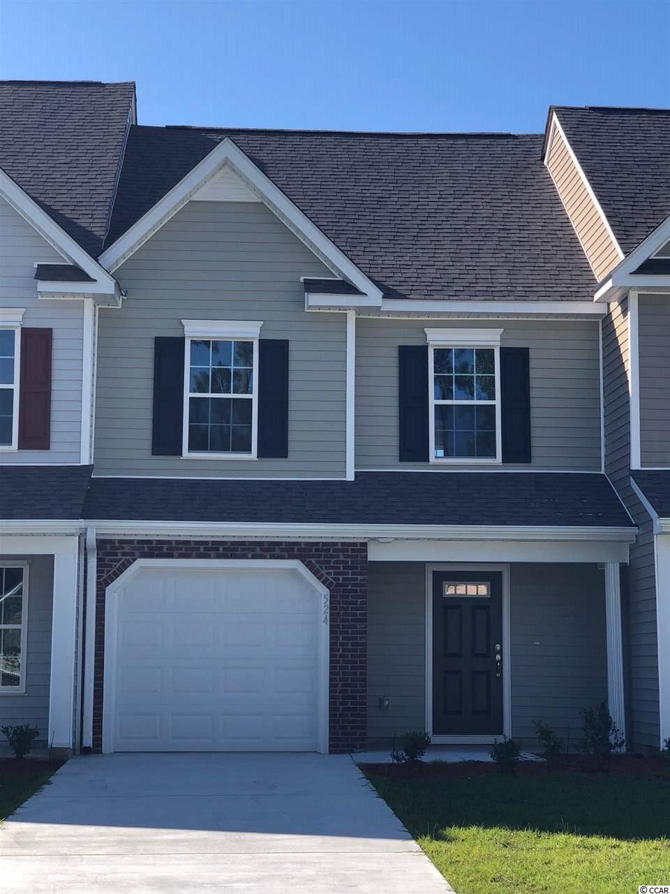 Townhouse MLS:1723808 Riverbend - Enterprise Landing  524 Riverward Dr. Myrtle Beach SC