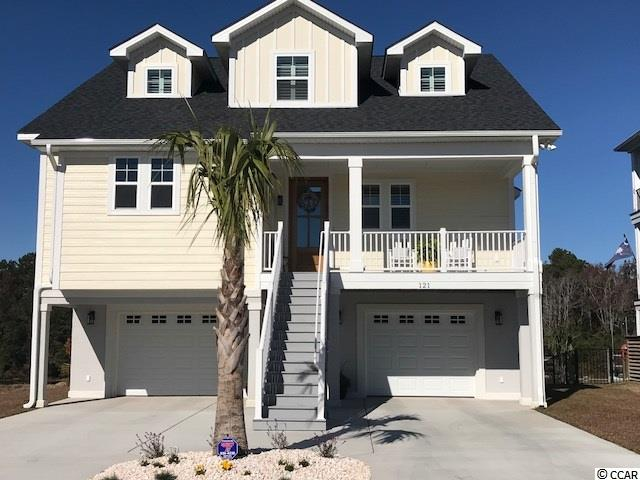 Single Family Home for Sale at 18 Flaggpoint Lane 18 Flaggpoint Lane Murrells Inlet, South Carolina 29576 United States